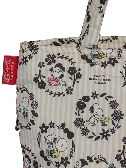【SNOOPY】サーモキーパーランチ バッグ 詳細画像