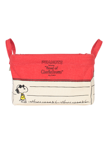 【SNOOPY】SS小物入れ 詳細画像 レッド 1