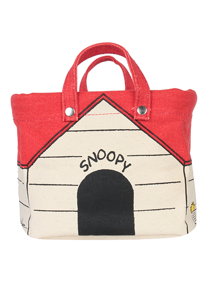 【SNOOPY】SS小物入れ 詳細画像 レッド 2