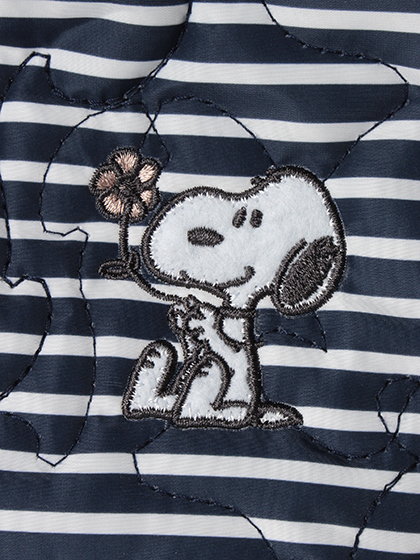 【SNOOPY】 デリキルト バッグ 詳細画像