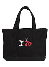 【SNOOPY】70th Peanuts going running Totebag バッグ
